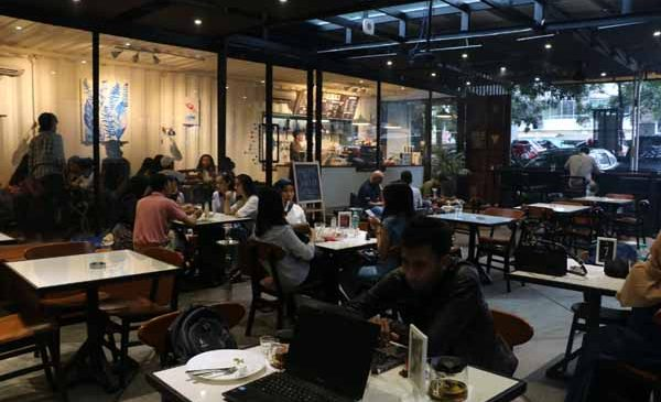 Affogato dan Espresso JADI FAVORIT shirazi coffee
