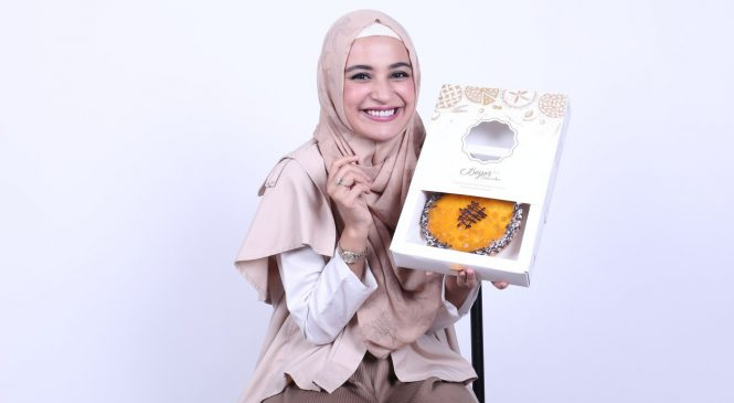Shireen Sungkar Buka Outlet Ke-3 di CCM
